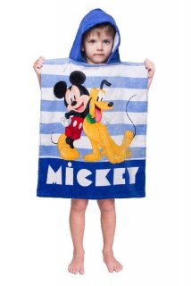Pončo Mickey stripe 50/115